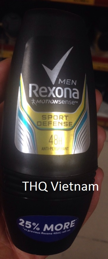 Rexona deodorant sport  for man 50ml x 24 btls