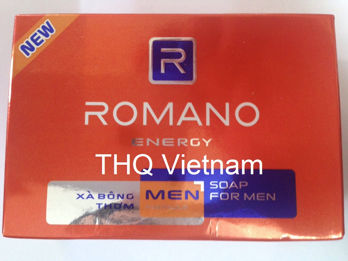 Romano Energy Soap for men 90 gr
