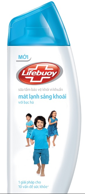 Lifebuoy Shower Gel Protect Skin 250gr x 24btls