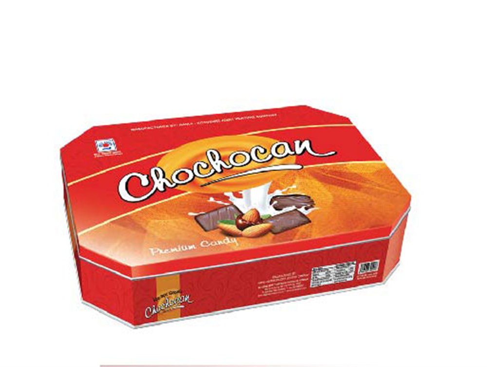 Chochocan chocolate 275gr