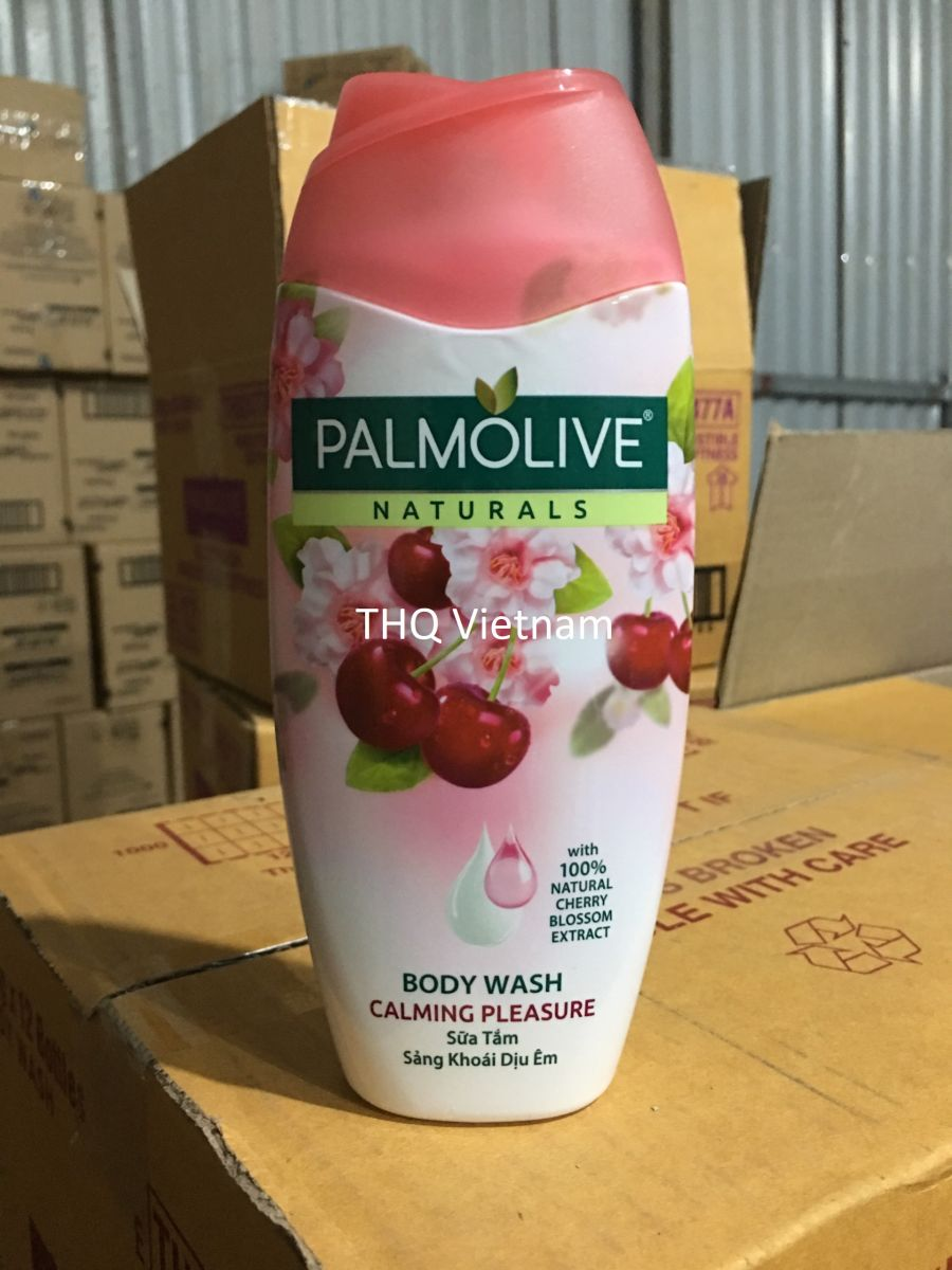 Palmolive Naturals Body Wash Cherry 200gr