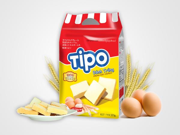 TIPO CREAM EGGS COOKIES 220G