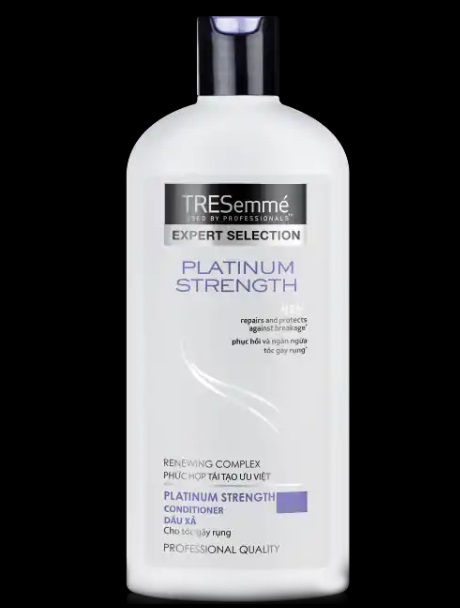 Tresemme Conditioner Platinum Strength 340gr x 12 Btls