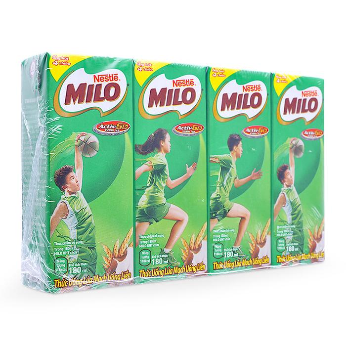 Milo 3 in 1 180ml / 110ml