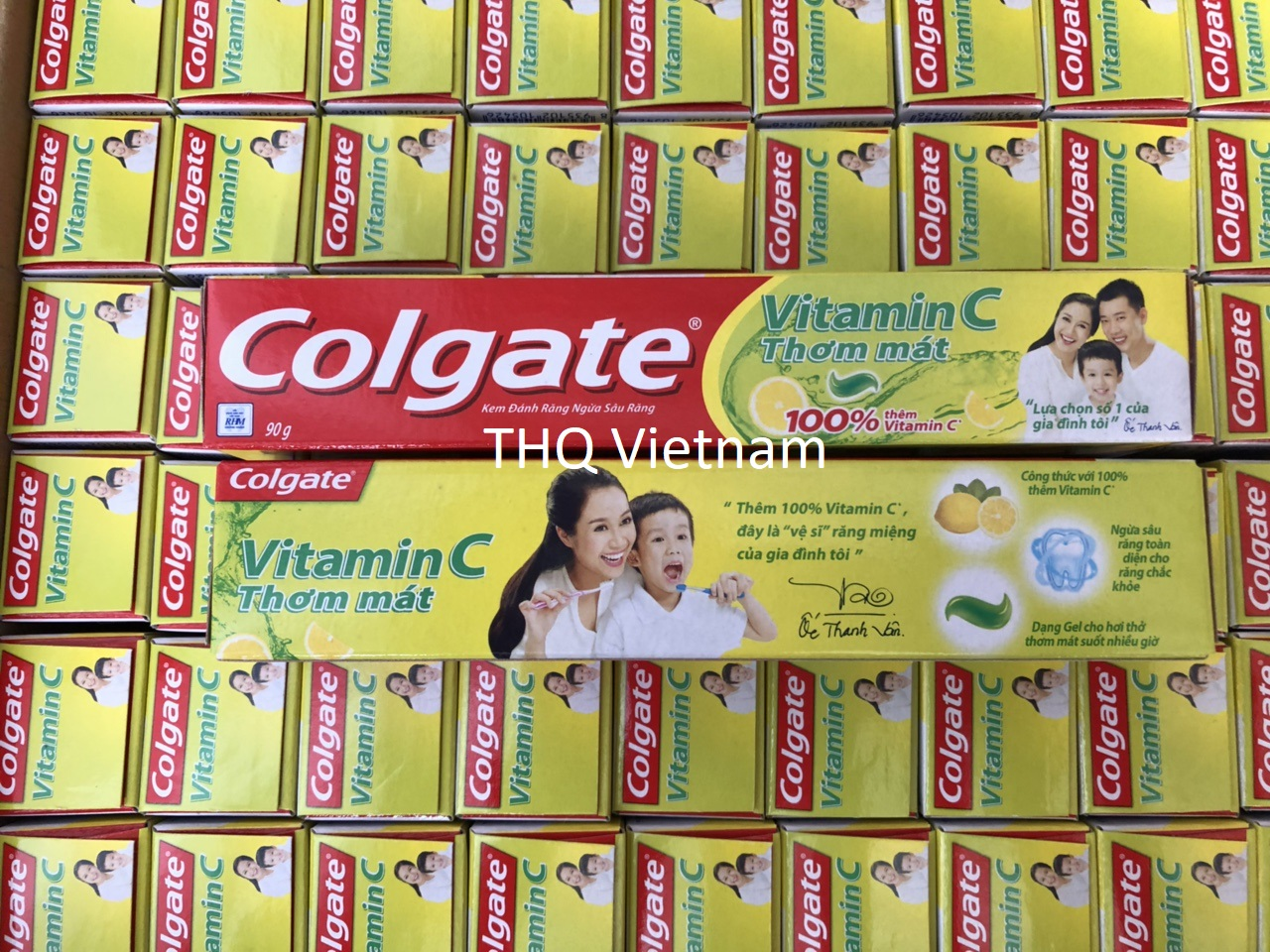 Colgate Toothpaste vitamin C 90gr