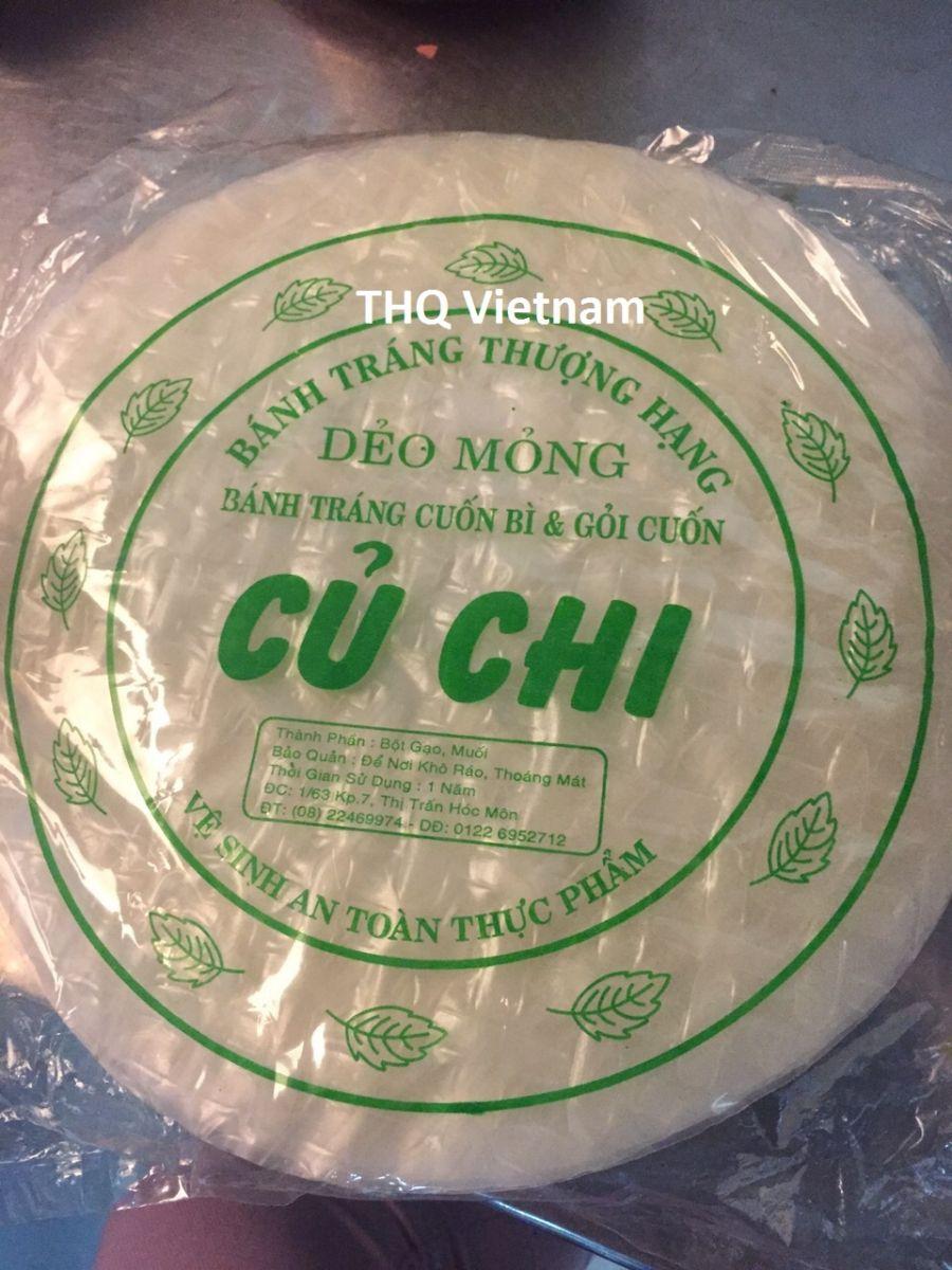 Cu Chi rice paper