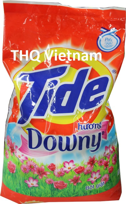 Tide plus Downy washing powder 330gr x 30 packs