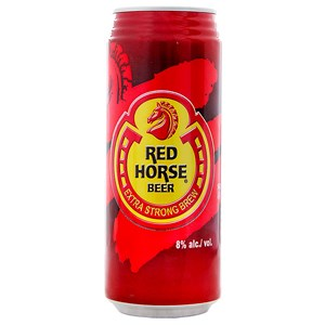 Red Horse Beer 500ml x 12 cans