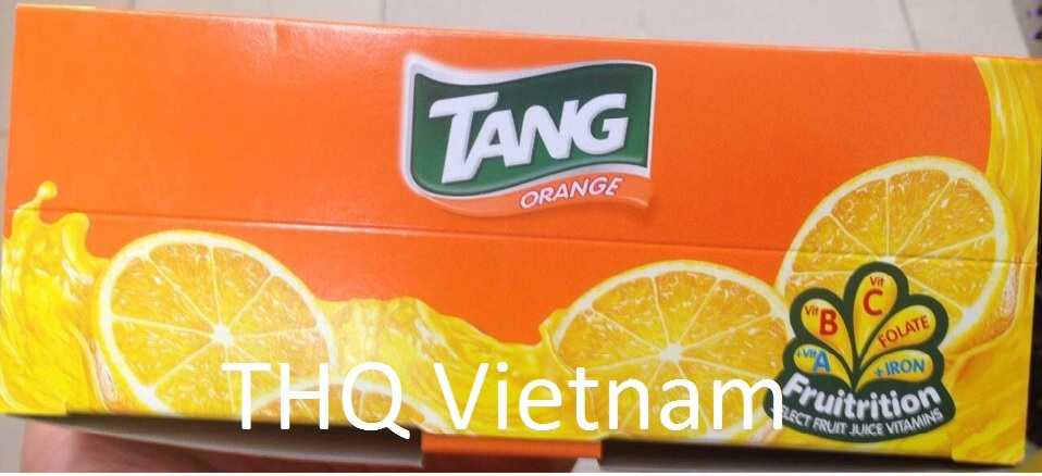 Tang Orange Powdered Drink 18gr x 20 packs