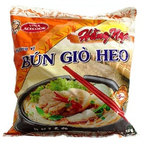 Hang Nga pork instant rice vermicelli 30 packs x 75gr