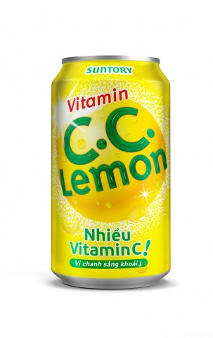 VITAMIN C WITH LEMON 330ML X 24 CAN