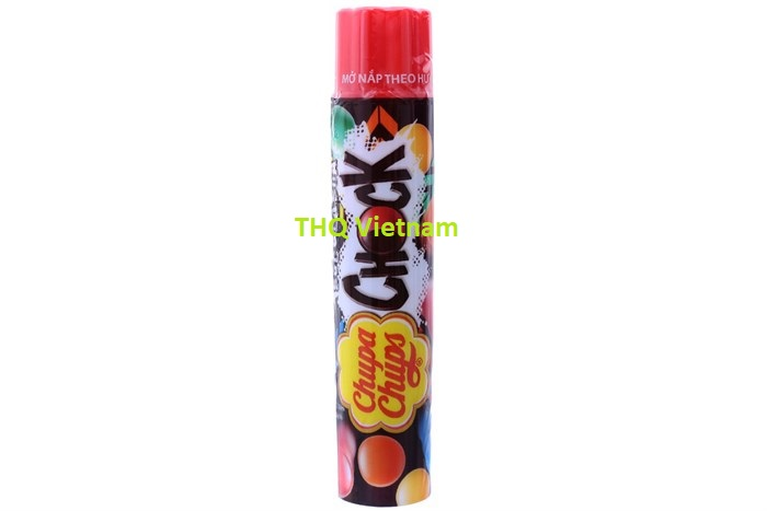 Chupa Chups Chock Milk Chocolate  candy 16g