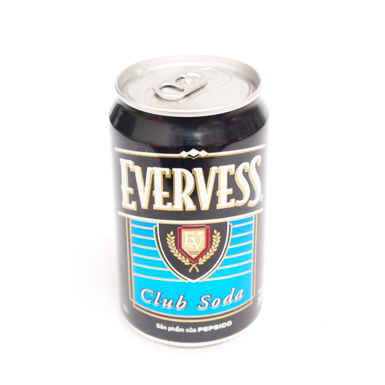 Everess Soda 330ml in can