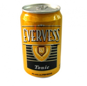 Everess Tonic water 330ml in can