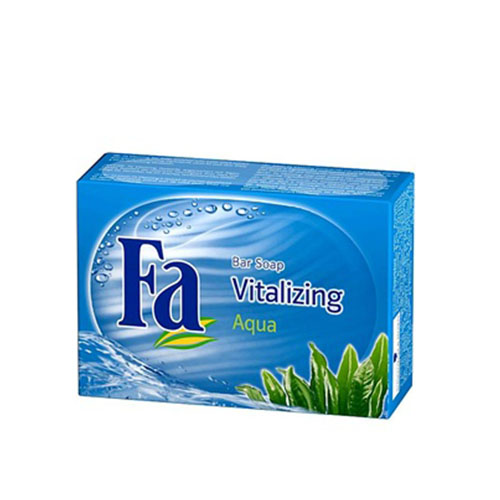 Fa bar soap vitalizing aqua 125gr x 72 bars
