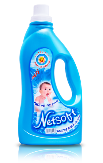 Net soft fabric softener 2L x 9 btls
