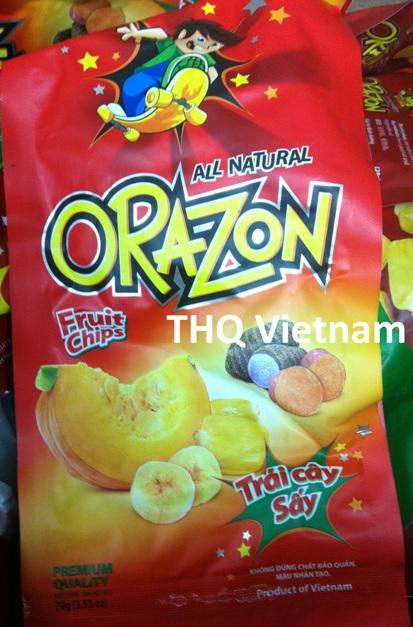 Fruit chips 100gr