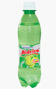 Bidrico Carbonated Lemon flavor 400ml x 24btls