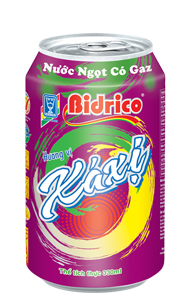 Bidrico Carbonated Sarsi flavor 330ml x 24can