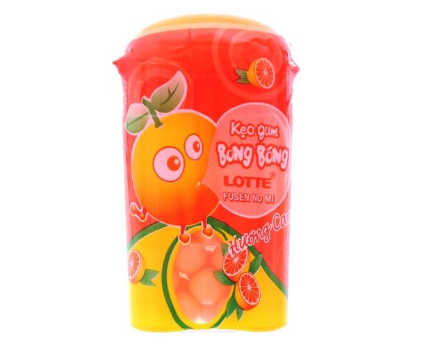 Lottle Fusen No Mi bubble gum Organe 15gr