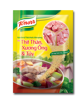 Knorr seasoning powder  from rib 900gr
