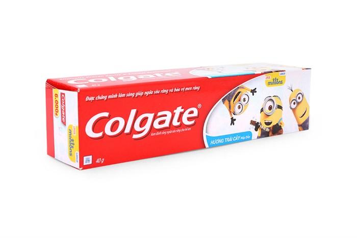 Colgate kid toothpaste 40gram