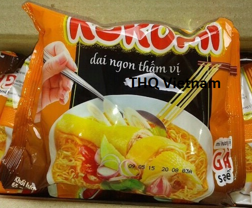 Kokomi instant noodle chicken flavor 65gr x 30 packs