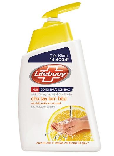 Lifebuoy HandWashing For Kitchen 500gr x 12 btls