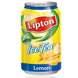 LIPTON LEMON 330ML X 24 CAN