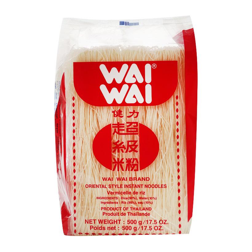 Wai Wai Oriental Style Instant Noodle 500gr