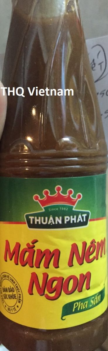 Thuan Phat seasoning fish sauce