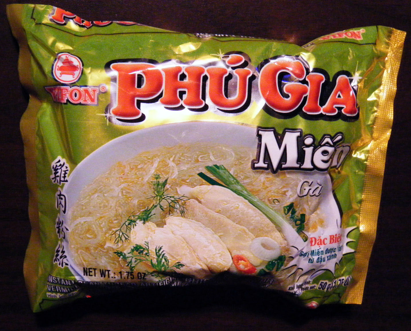 Phu Gia Bean Thread Chicken Flavor