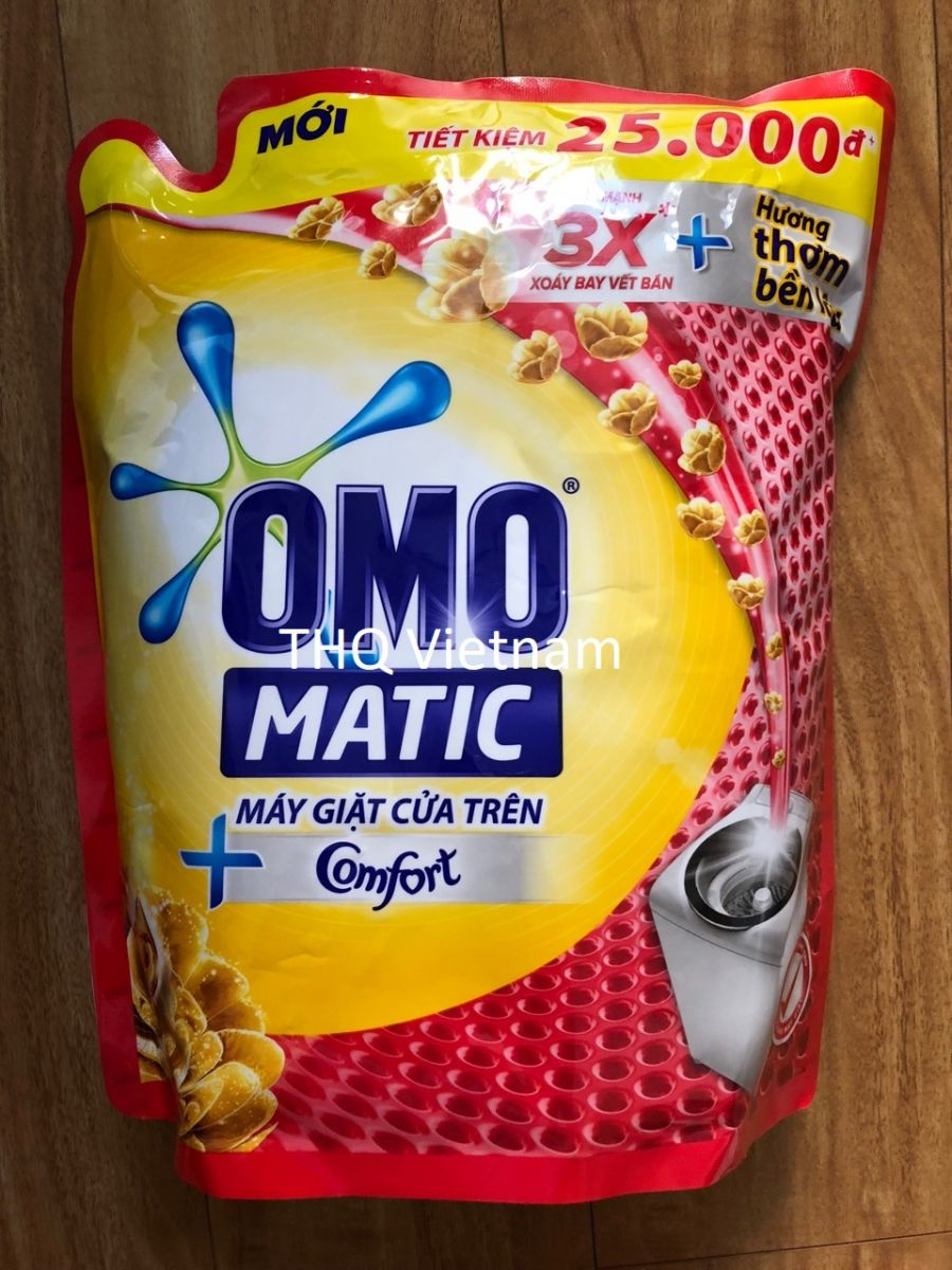 OMO Comfort Matic Aromatic Oil 2,4kg -Top Load