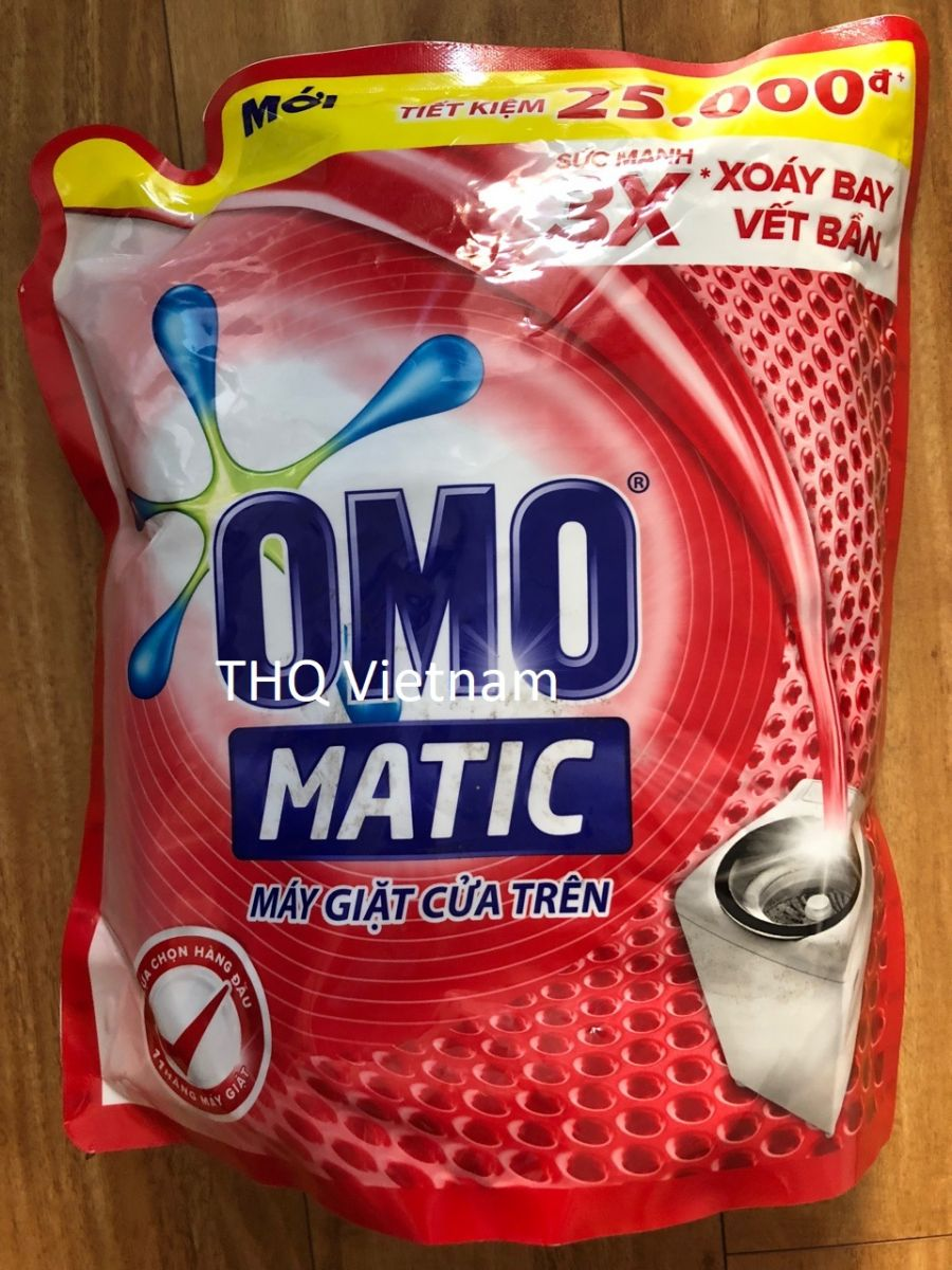 OMO Matic Liquid Detergent  2.7kg - Top Load