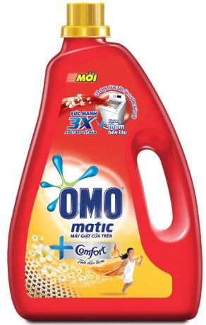 OMO Matic Aromatic Oil Liquid Detergent 3,8kg - Top Load