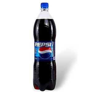 Pepsi 1.5L in bottle