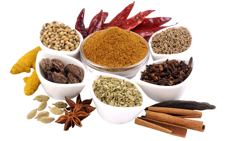 Viet Nam Natural Dried Spice Powder