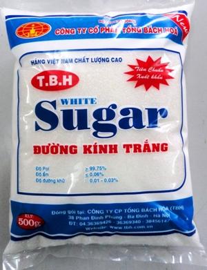 White sugar 500gr