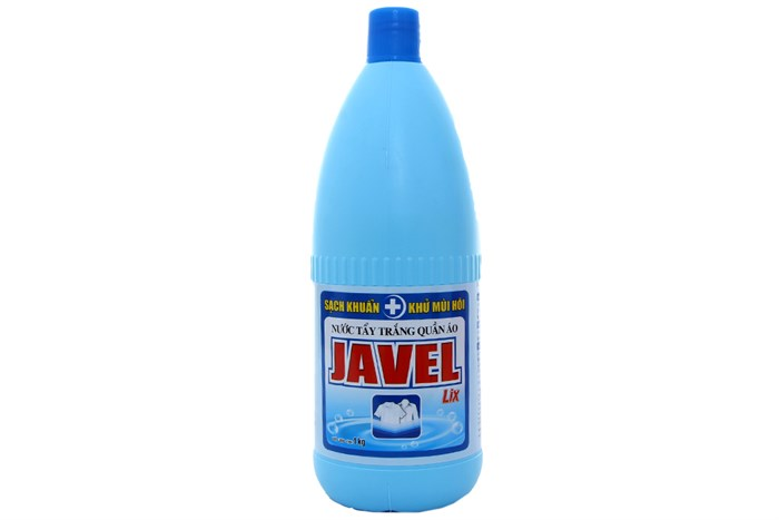 Lix Javel fabric bleach 1kg x 12 btls