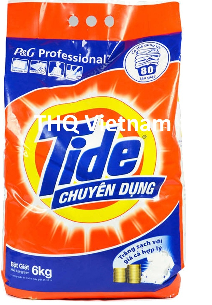 Tide washing powder detergent 6kg x 2 packs