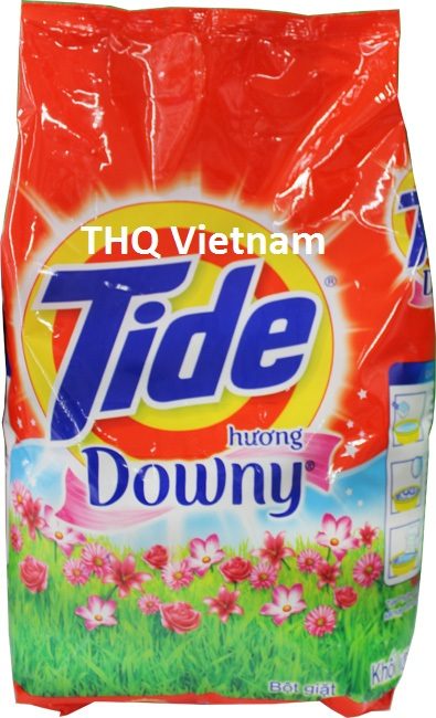 Tide plus Downy  washing detergent 5kg x 2 packs