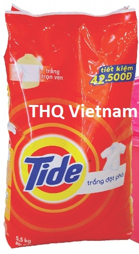 Tide Super Clean washing powder 5.5kg x 2 packs