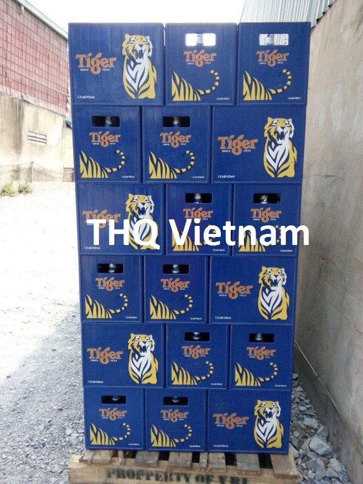 Tiger beer 640ml x 12 bottles
