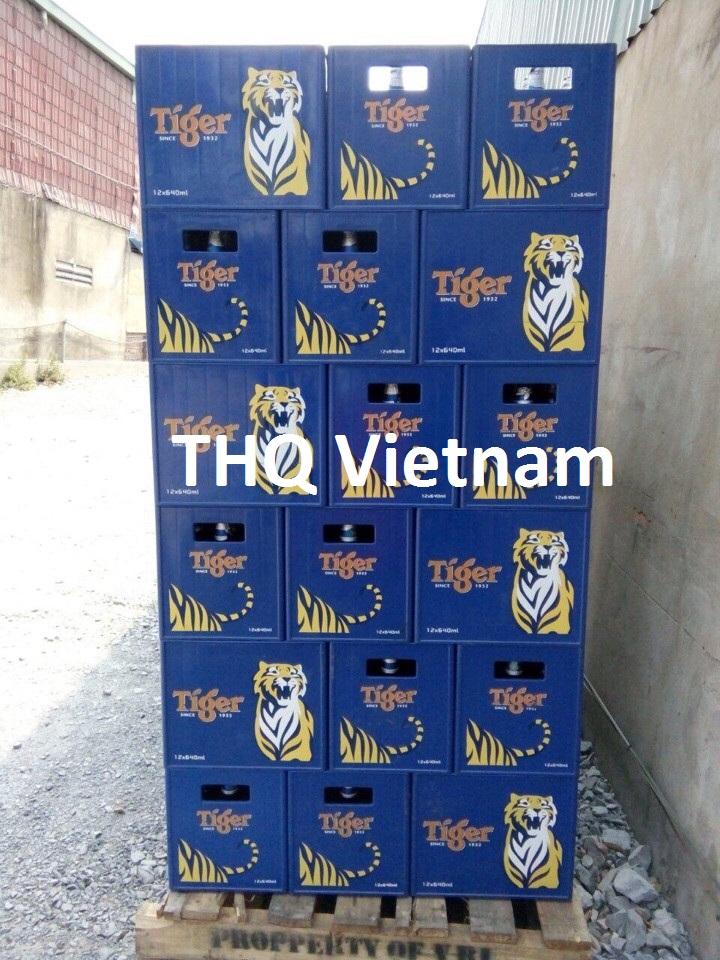 Tiger beer 640ml x 12 bottles