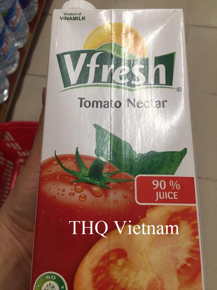 V Fresh Flavor Tomato 1l x 12 btls
