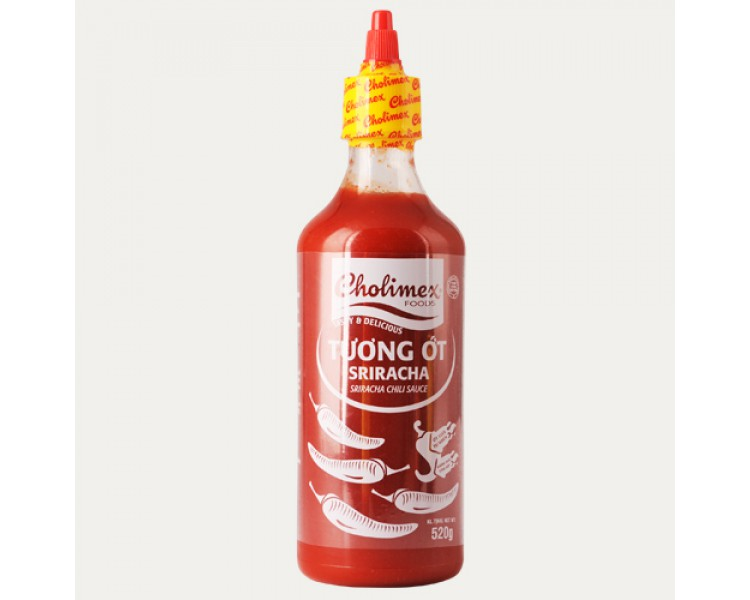 Cholimex Sriracha chili sauce 520gr
