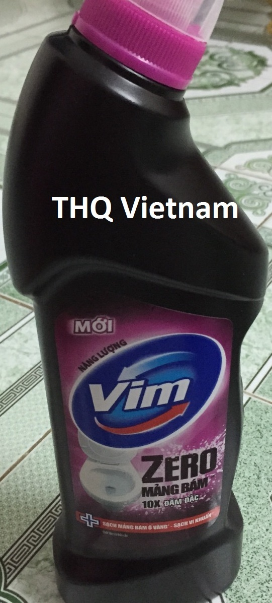 Vim toilet cleaner 750ml x 18 Btls