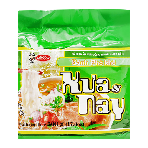 Xua nay rice noodle 500gr