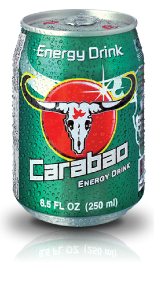 Carabao energy drink 250ml x 24 cans