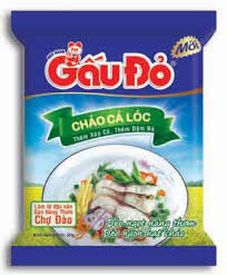 Gau Do Instant Porridge(Fish) 50gr x 50packs